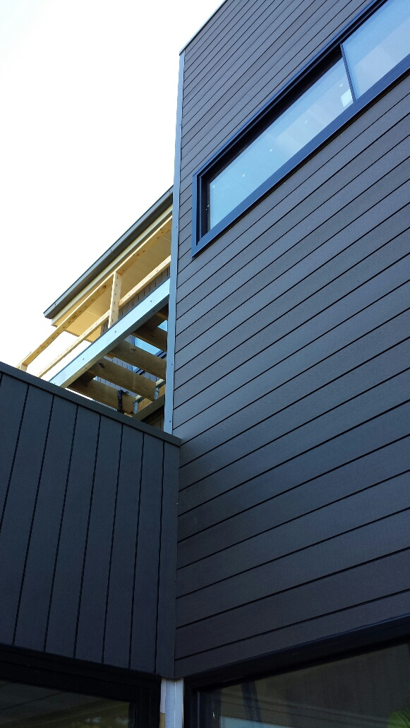 wood wall cladding for houses