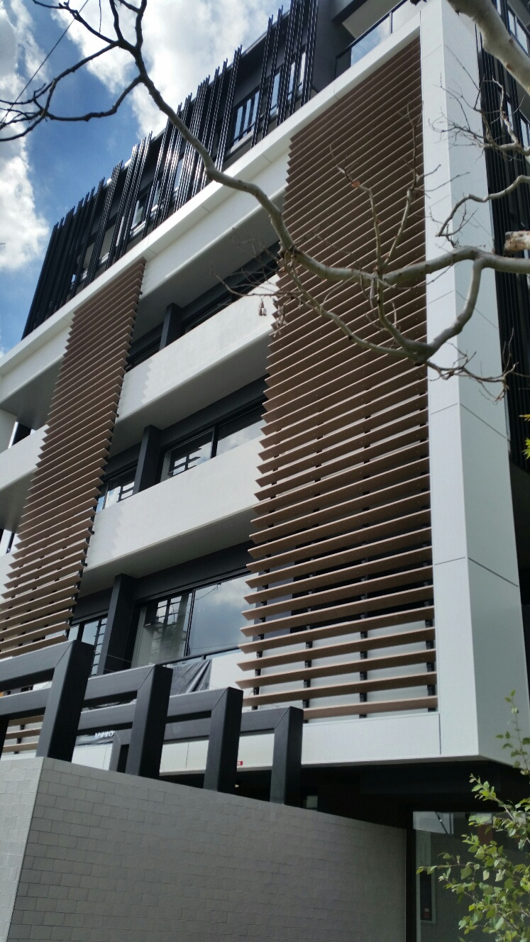 exterior wood cladding