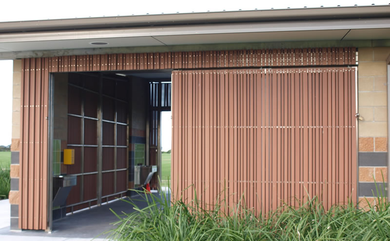 external cladding panels