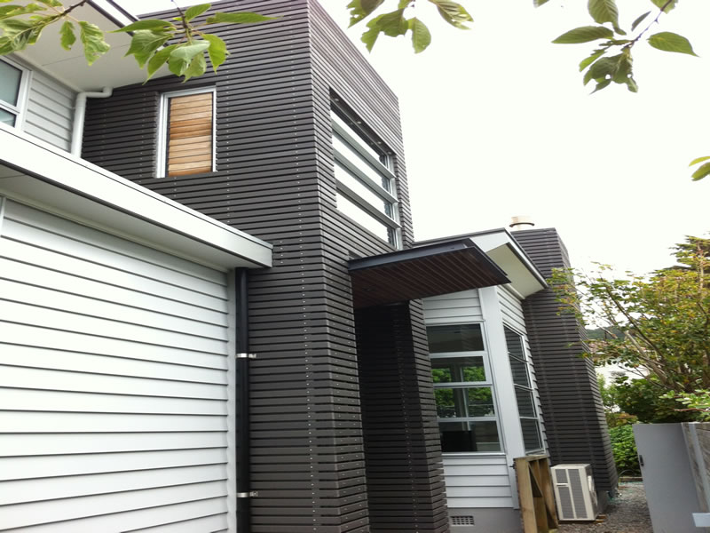 house outdoor wall cladding