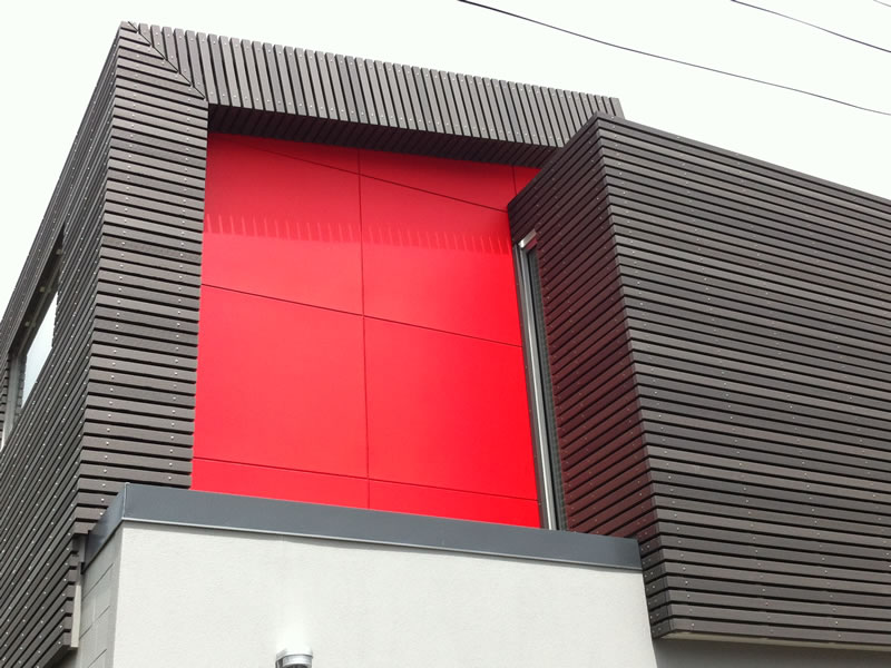 external house cladding wall boards